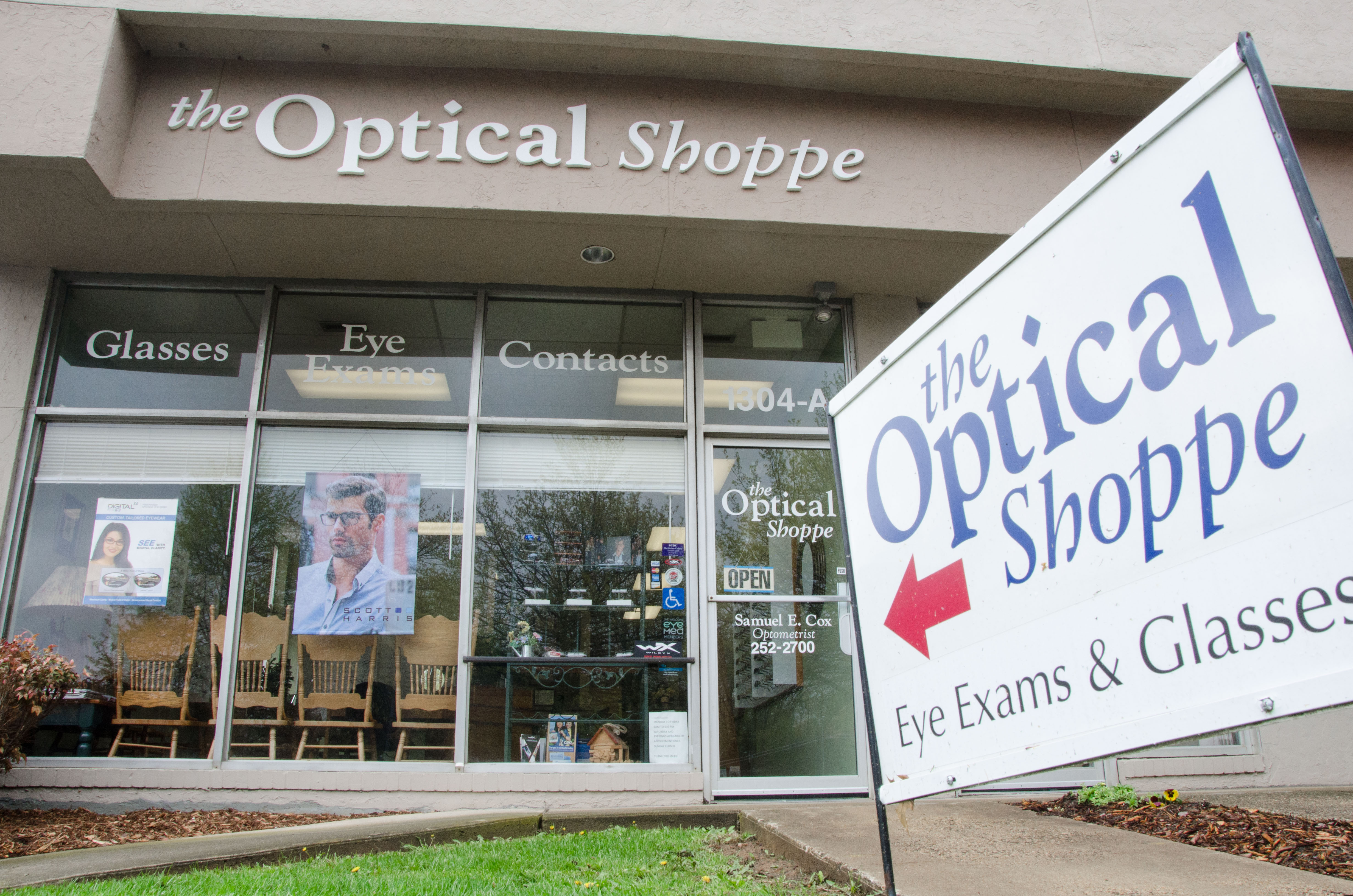 Asheville Eyeglasses, Sunglasses & Contacts - Optical ...